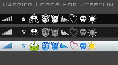 zeppelin_misc_logo_pack