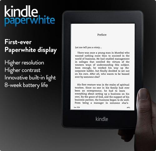 Kindle The Unbiased Blog
