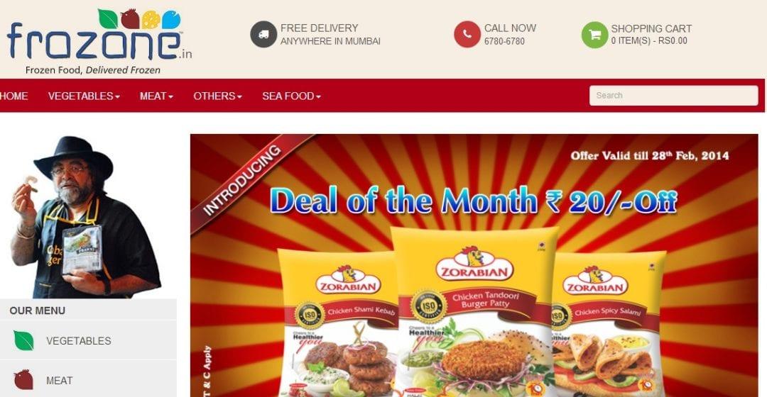 Frozone Buy Frozen Food Online Frozen Seafood