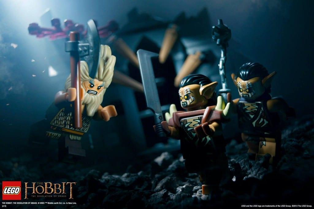 LEGO The Hobbit free PC Demo available now