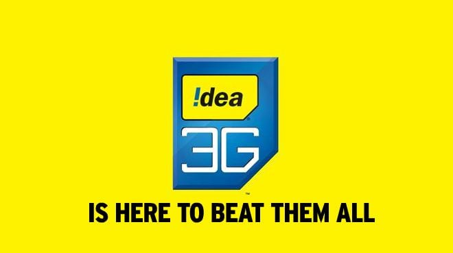 Idea-3G-launch