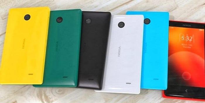 Nokia-X india price