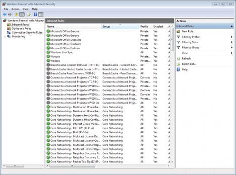 open-port-windows-firewall