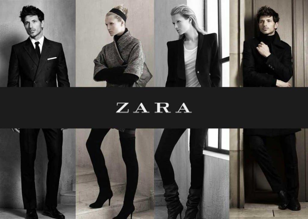 Zara lookback