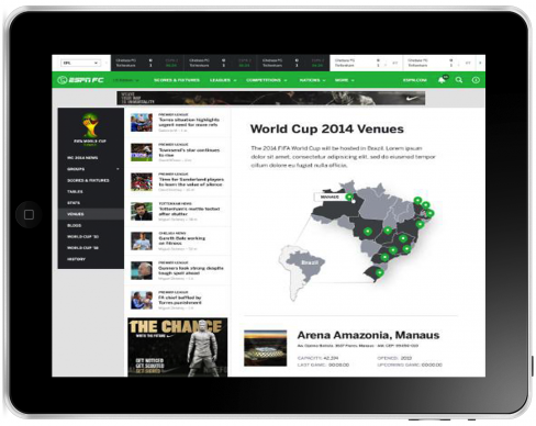 Have you downloaded the newly redesigned ESPNFC app yet ...
