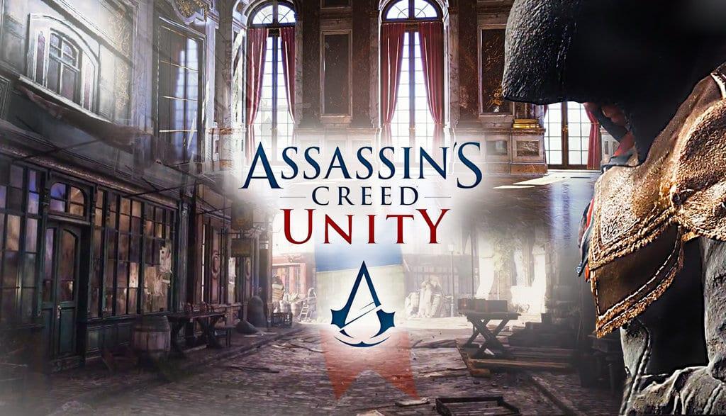Assassin's Creed Bastille day