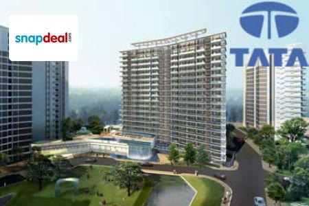 Snapdeal.com – Tata Value Homes partner to sell Homes online