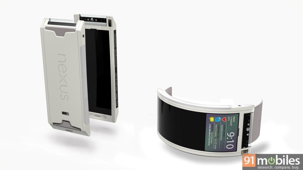 Google Nexus 360