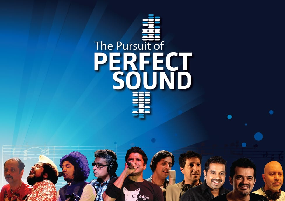 The Pursuit of perfect sound