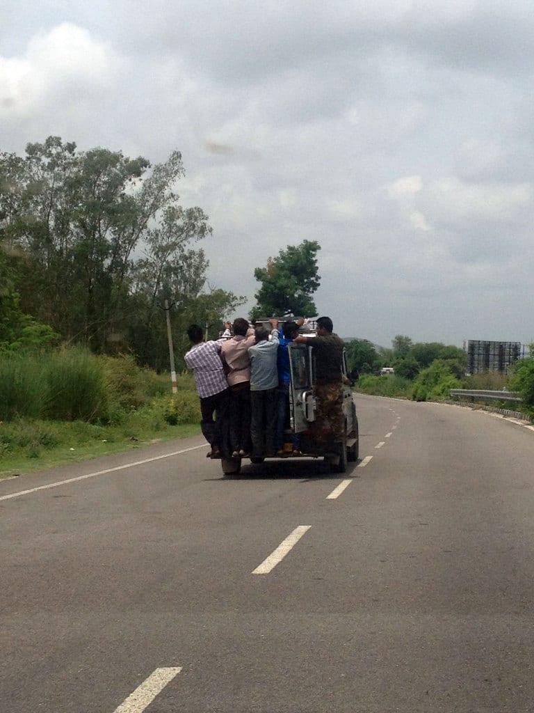 Jaipur Road Trip
