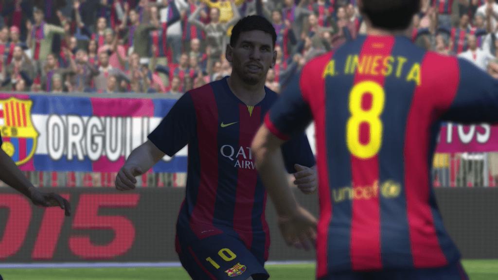 Messi PES