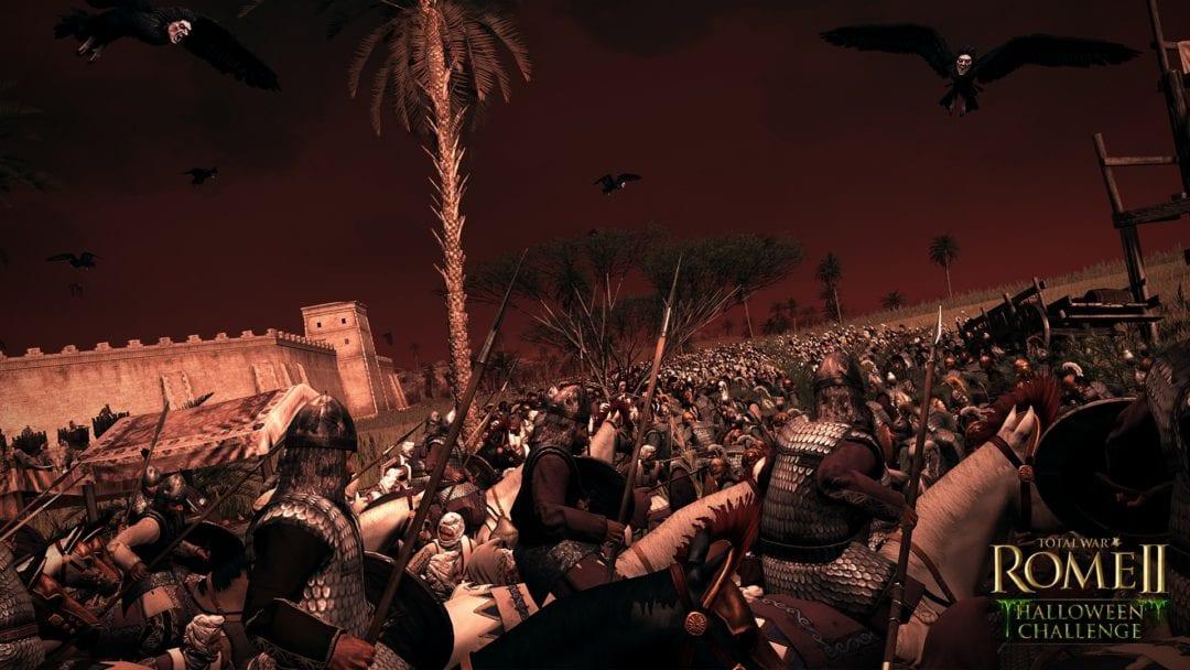 Total War ROME II Halloween Update