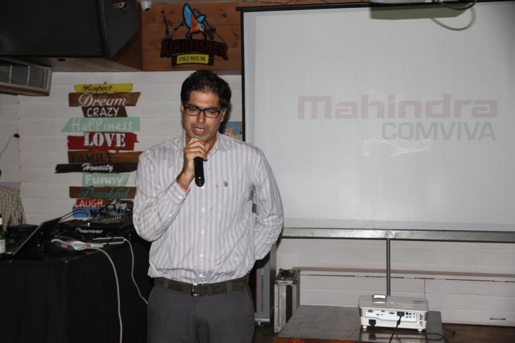 Mahindra Comviva -Mobile Financial Solutions