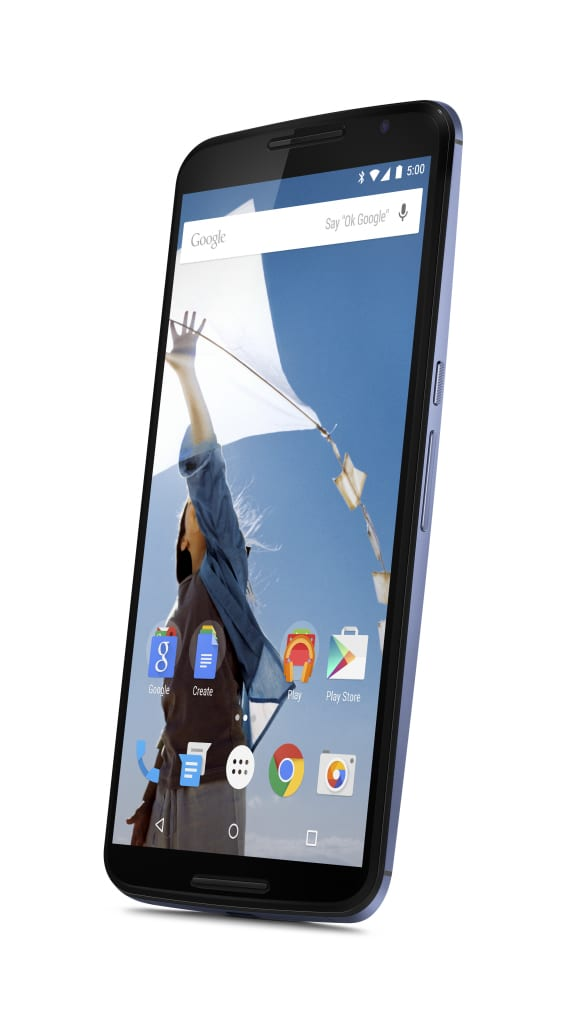Nexus 6 by Motorola