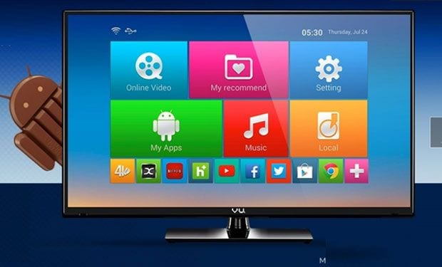 Vu android-Tv