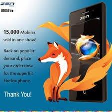 Zen mobiles Firefox