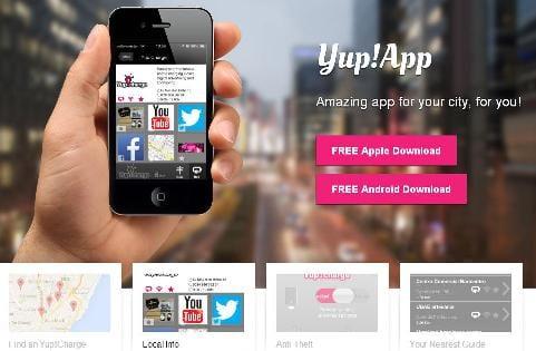 yup app download