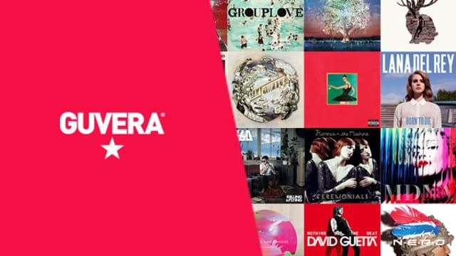 Guvera Music App