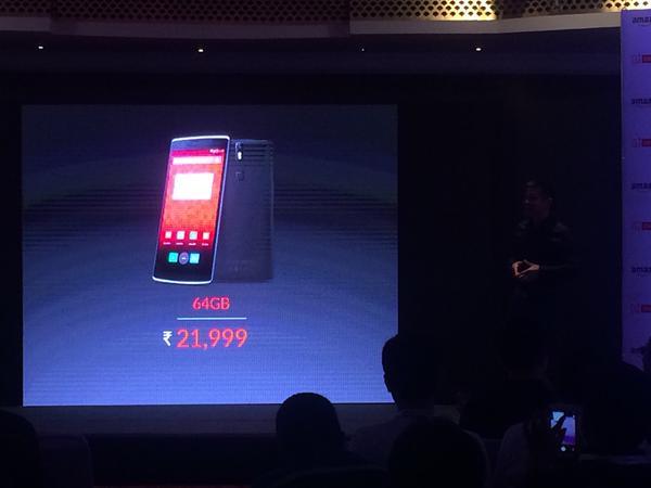 OnePlus One India Invite