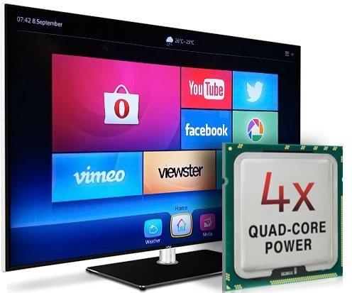 Vu LEDN50K310X3D 4K TV