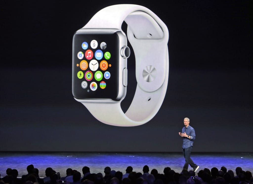 Apple Watch launch