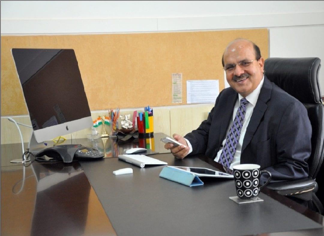 Arvind Bali Director CEO Videocon Telecom
