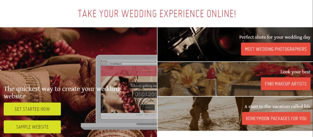 ShaadiSaga Wedding Website India Wedding Website Free Free Wedding Websites Create Wedding Website Wedding Wishlist