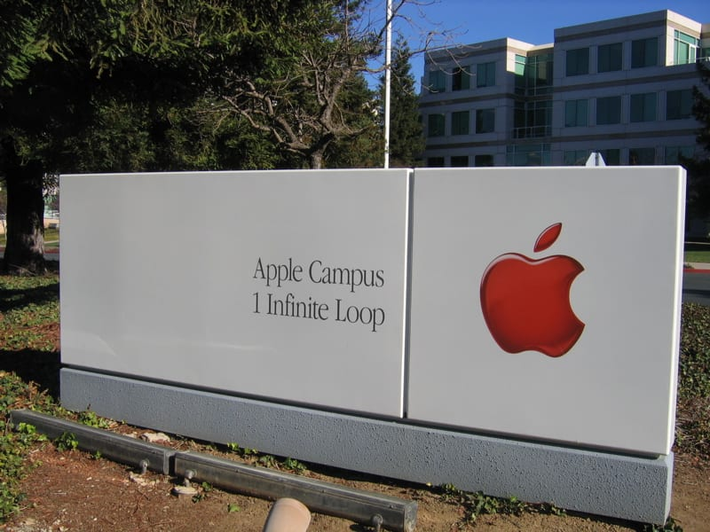 apple inc vision
