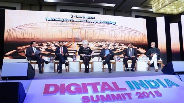 Digital India Summit 2015