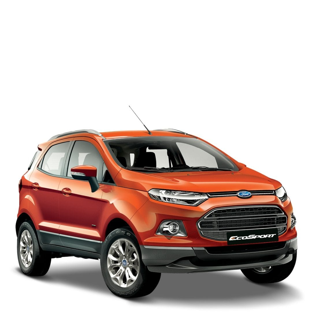 ford introduces sync with ford applink in ecosport the unbiased blog. Black Bedroom Furniture Sets. Home Design Ideas