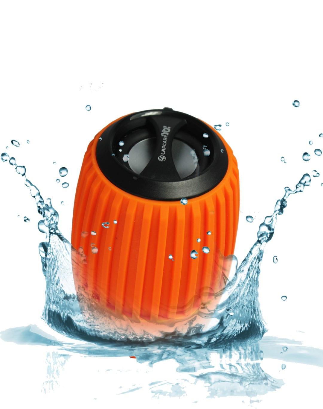 Lapcare YO LBS 333-water resistant bluetooth speaker