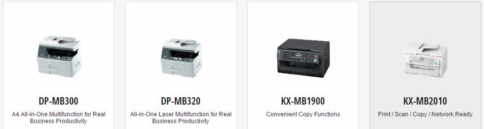 Printers Panasonic