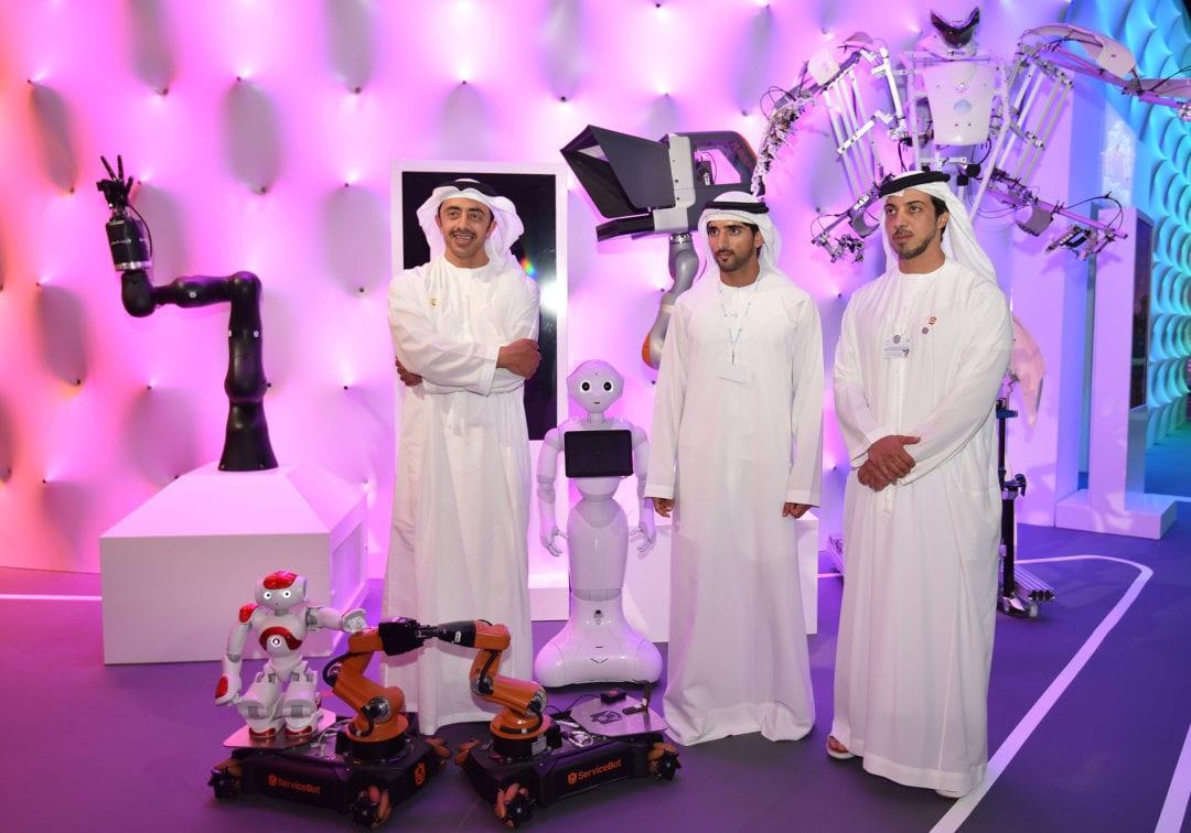 UAE AI-Robotics Award for Good
