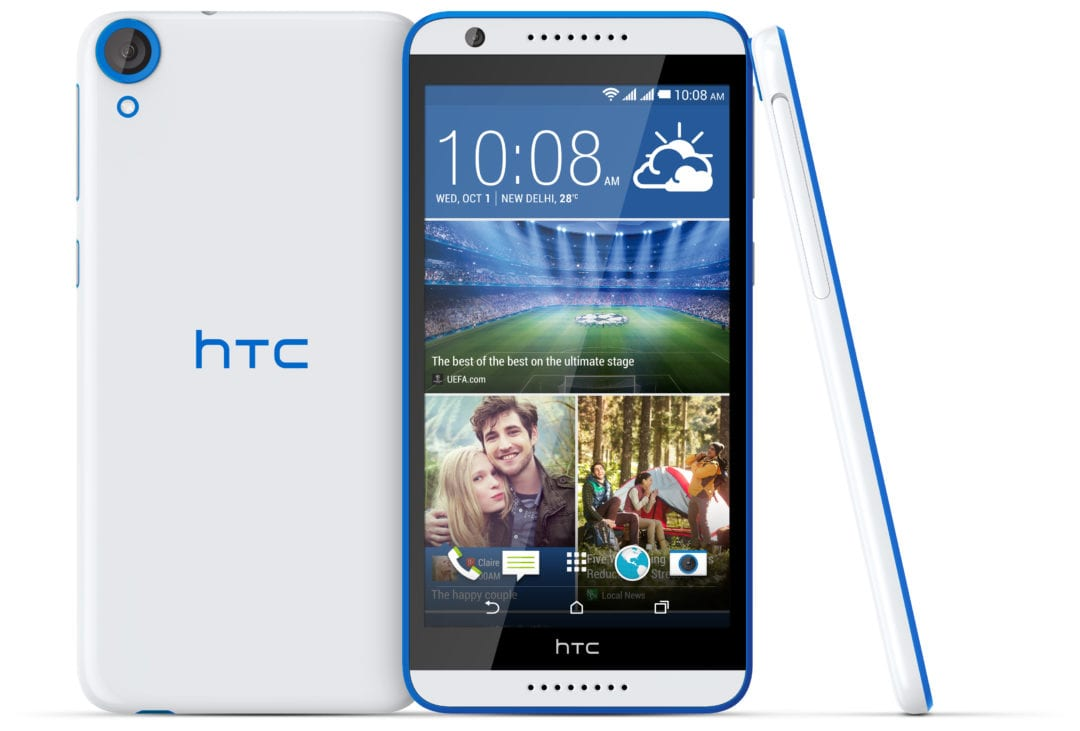 HTC Launches the Desire 820