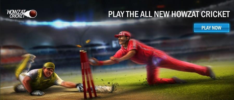 Howzat Cricket 2.0- Junglee Games