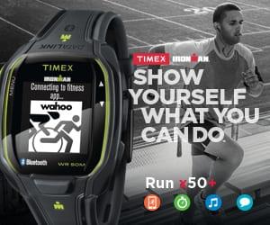 TIMEX® IRONMAN® Run x50+