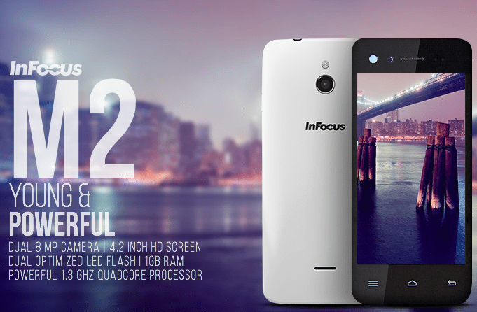 InFocus M2 3G Review