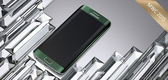 Samsung Galaxy S6 edge Named Best in Show at #MWC2015