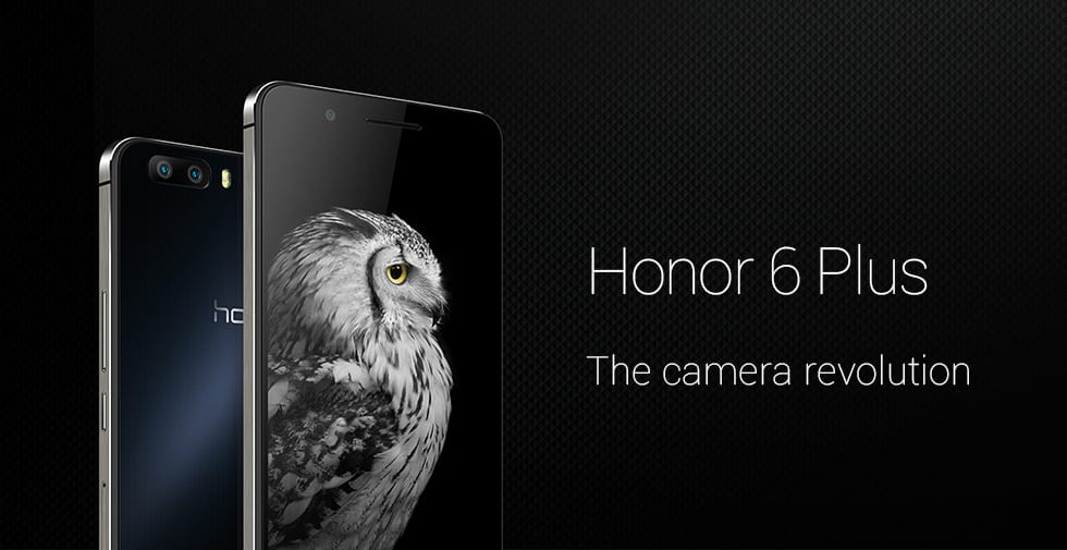 honor6-plus-India launch