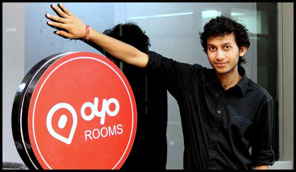 OYO Rooms CEO