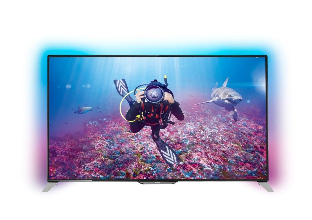 Philips Ambilight 4K Ultra HD LED TV