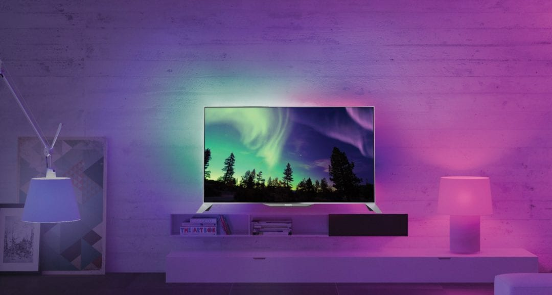 Philips Ambilight 4K Ultra HD LED TV  price