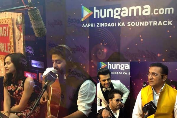 Hungama.com, has launched the 2nd part of the Hungama Studio Diaries by tying-up exclusively with Facebook. The Studio Diaries are video capsules of current musical icons that paid homage to Kalyanji-Anandji at the Hungama Studio launched exclusively over the social media platform.