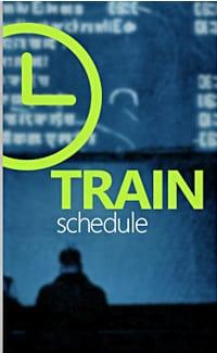 Indian Railways schedules