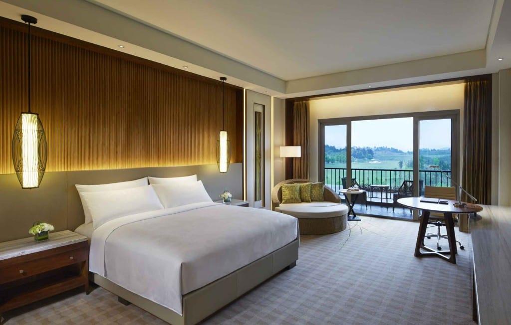 JW Marriott Zhejiang Anji Hotel room