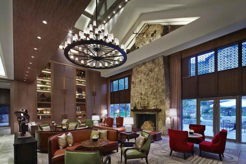 JW Marriott Zhejiang Anji  Lounge