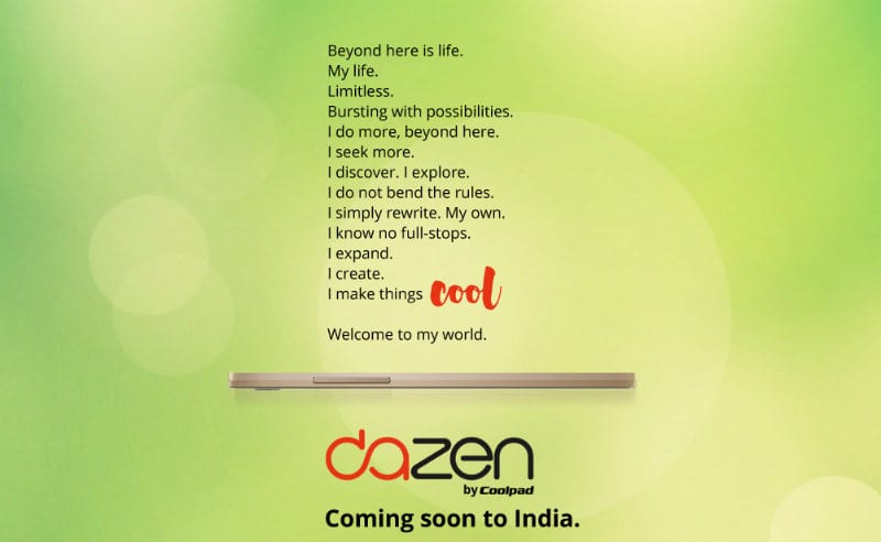 dazen-coolpad-smartphone-india-launch