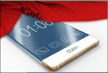 Coolpad's Patented Frameless Smartphone