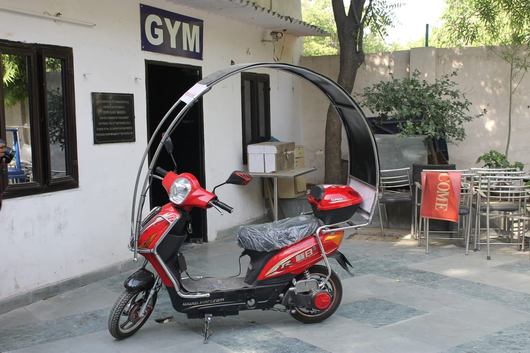 ETI Dynamics introduces Solar Electric Hybrid Vehicles to India