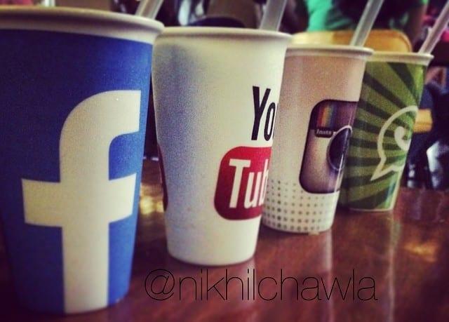 Social Media Shakes